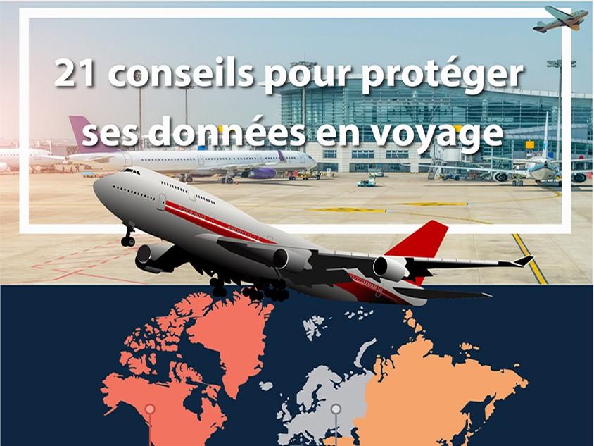 Protection des données en voyage